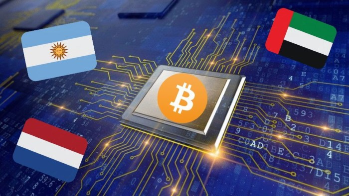 Bitcoin consumes 'more electricity than Argentina'