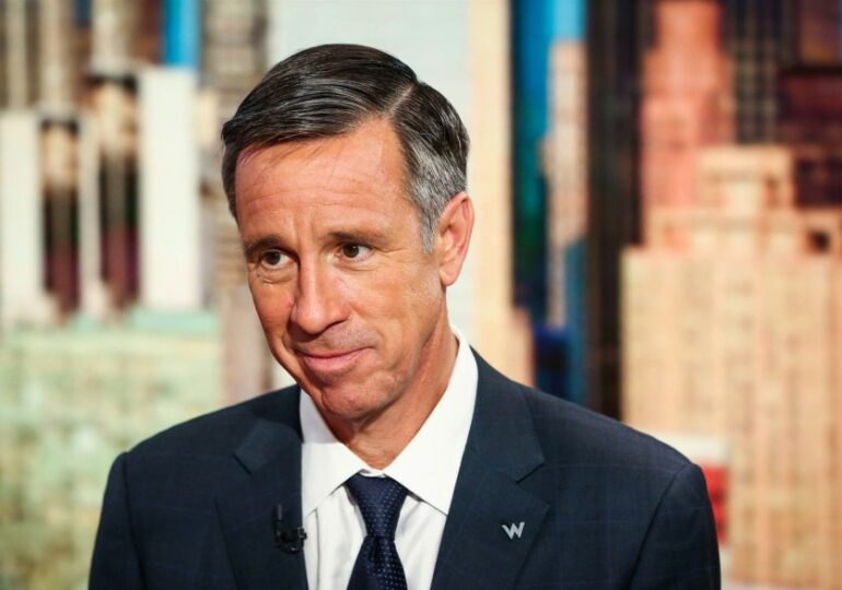 Marriott CEO Arne Sorenson dies at 62 after battle with cancer
