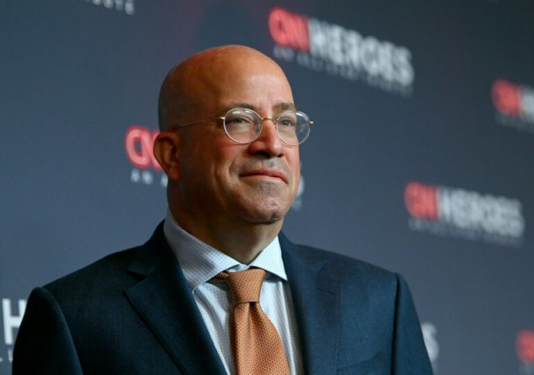 CNN President Jeff Zucker to step down at year's end