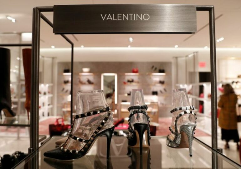 Valentino is sued for $207 million after shutting Manhattan boutique over pandemic