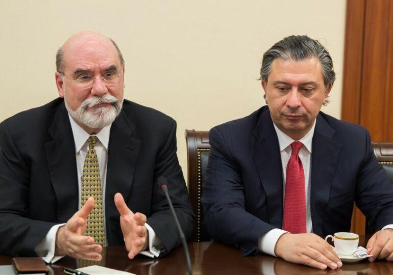 სასამართლო დავა Frontera-ს ყოფილ პრეზიდენტსა და კომპანიის დამფუძნებელს შორის