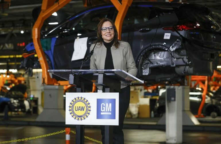GM warns chip shortage could cut 2021 earnings by up to $2 billion