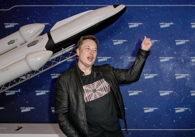 Elon Musk's SpaceX Now Worth $74 Billion After Latest Fundraising Round: Report