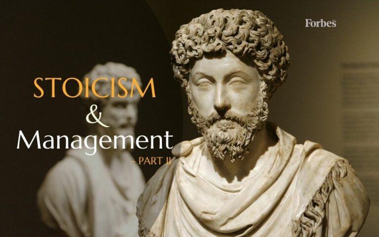 სტოიციზმი და მენეჯმენტი – ნაწილი 2