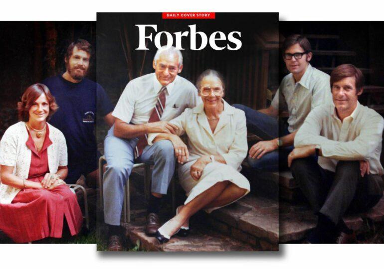 მილიარდერთა დინასტიები ამერიკაში - 20 უმდიდრესი ოჯახი
