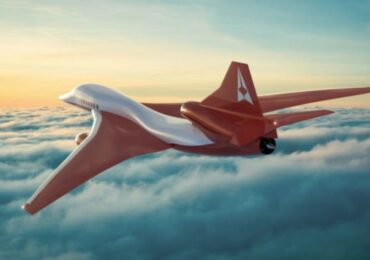 Buffett's NetJets To Buy 20 Supersonic Luxury Planes From Aerion
