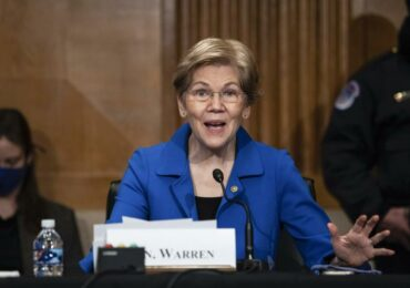 Warren Proposes Tax On The 100,000 Richest Americans