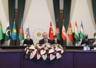 თურქეთი ECO-ს წევრ ქვეყნებს რეგიონული სავაჭრო შეთანხმების სწრაფი განხორციელებისკენ მოუწოდებს