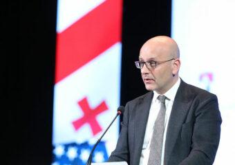 """ფინანსთა ყოფილი მინისტრი """"IDS ბორჯომი საქართველოს"""" გენერალური დირექტორი გახდა"""