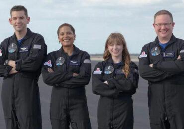 პირველი კომერციული კოსმოსური მისიის Inspiration4-ის ეკიპაჟი ცნობილია