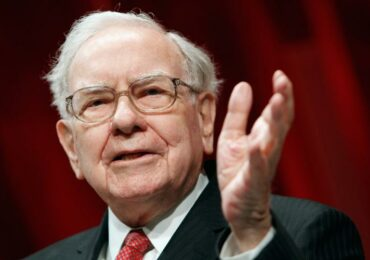 Warren Buffett admits to a rare 'mistake'