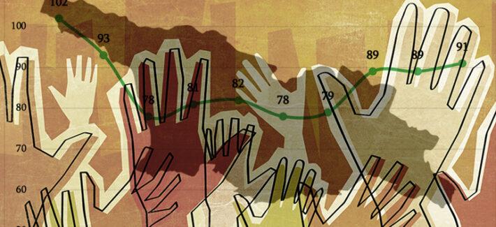 საქართველო დემოკრატიის რეიტინგში