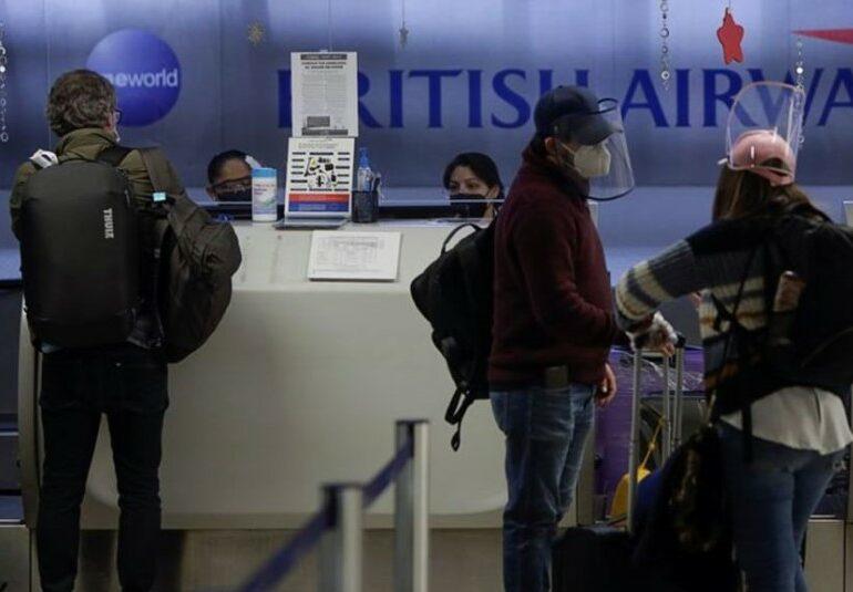 British Airways: ყველა აცრილ ადამიანს შეზღუდვების გარეშე მოგზაურობის უფლება უნდა მიეცეს