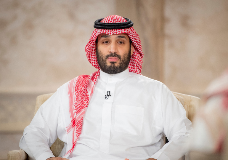საუდის არაბეთის პრინცი Saudi Aramco-ის 1%-იანი წილის გაყიდვას აპირებს
