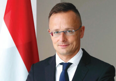 Hungarian  Perspectives in Georgia   Interview with Peter Szijjarto