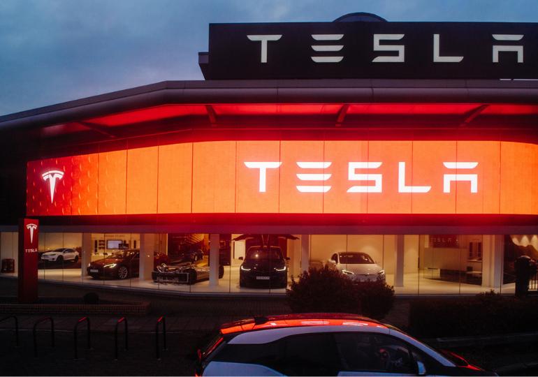Tesla-მ 2021 წლის პირველ კვარტალში რეკორდული რაოდენობის ელექტრომობილი გაყიდა