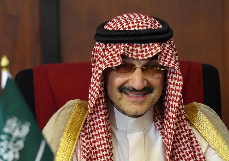 არაბი მილიარდერის, პრინც ალ-ვალიდის საინვესტიციო კომპანია $390-მილიონიანი ზარალის შესახებ აცხადებს