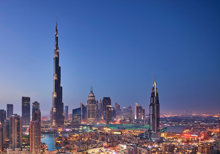 Such Great Heights: Where Are the World's Tallest Buildings?