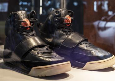 კანიე უესტის სპორტული ფეხსაცმელი აუქციონზე $1.8 მილიონად გაიყიდა