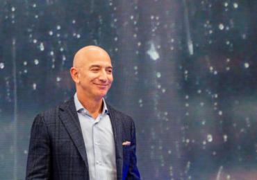 ჯეფ ბეზოსმა Amazon-ის აღმასრულებელი დირექტორის პოზიციიდან გადადგომა დააანონსა