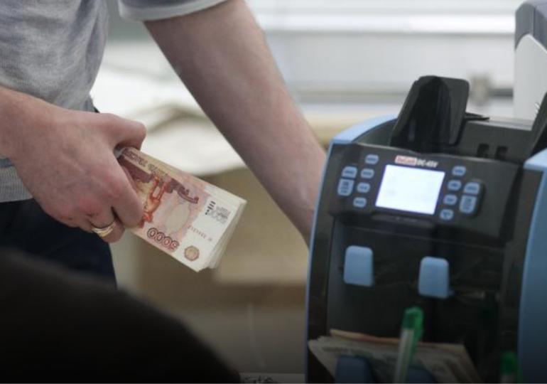 რუსეთის ბანკებიდან დეპოზიტების გადინებაა