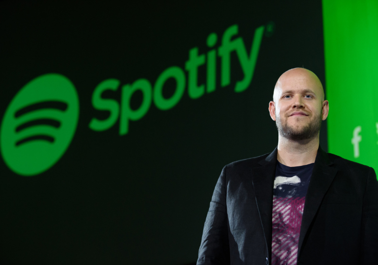 "Spotify-ის CEO-ს ""არსენალის"" შეძენაზე უარი უთხრეს"