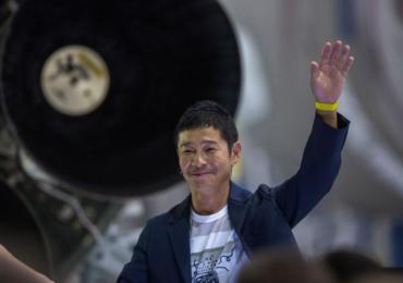 იაპონელი მილიარდერი იუსაკუ მაეზავა საერთაშორისო კოსმოსურ სადგურზე მიემგზავრება