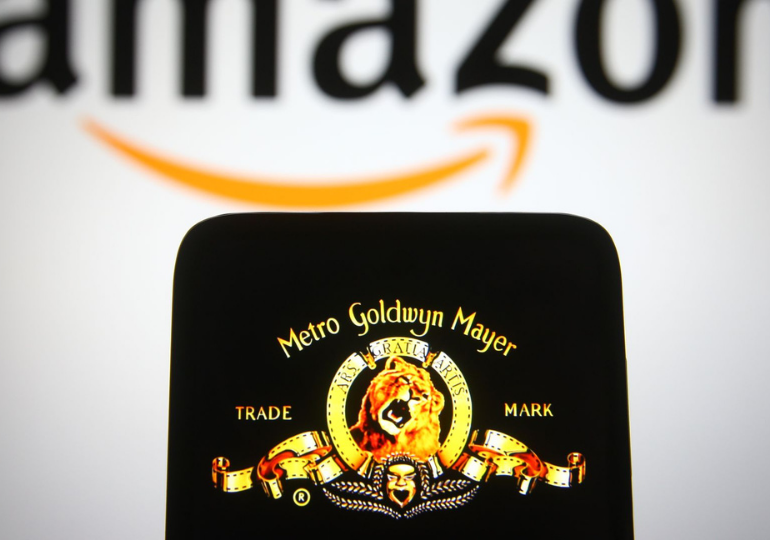 Amazon-ი Metro-Goldwyn-Mayer-ს $8.45 მილიარდად ყიდულობს