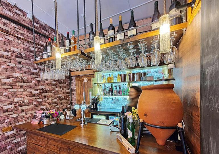 ქართული ღვინის ბარი ლონდონში   სოსო ნათენაძის ბიზნესი და გეგმები