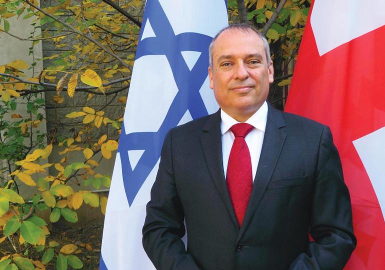 """""""ისრაელის ციფრული ეკონომიკა იმუნურია საომარი მოქმედებების მიმართ"""" - რან გიდორი"""