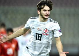 Most Expensive Georgian Footballer Revalued Again