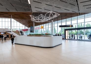 ქუთაისის აეროპორტის ახალი ტერმინალი გაიხსნა - რა დახვდებათ მგზავრებს?