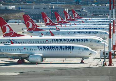 თურქეთის ყველაზე ძვირად ღირებული ბრენდები - რეიტინგში პირველი Turkish Airlines-ია