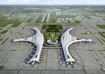 ჩინეთის უახლესი მეგააეროპორტი ოფიციალურად გაიხსნა