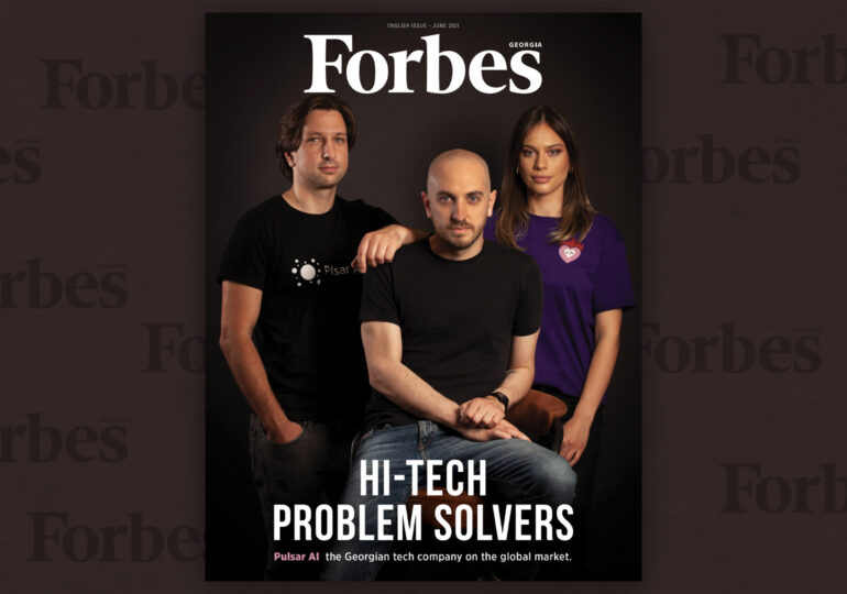 Forbes Georgia in English - Issue N21