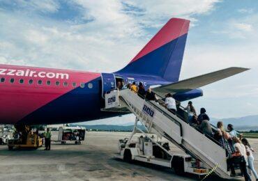 Wizz Air-ის დატვირთულობა ზაფხულის ბოლომდე პრეპანდემიურ მაჩვენებელს დაუბრუნდება