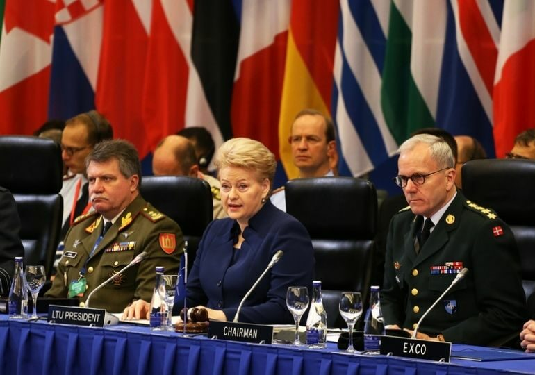 Politico: ლიეტუვას ექსპრეზიდენტი გრიბაუსკაიტე NATO-ს გენმდივნის პოსტზე ერთ-ერთ კანდიდატად განიხილება