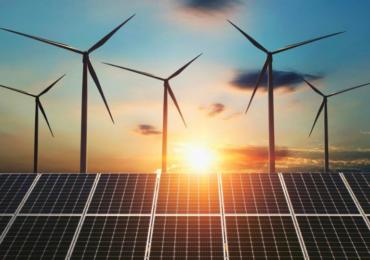 2020 წელს მზისა და ქარის ენერგიის მოხმარება რეკორდულად გაიზარდა