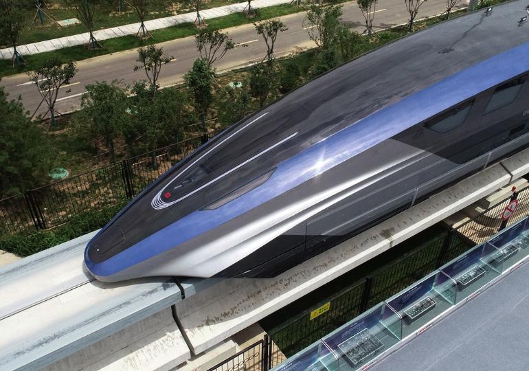 ჩინეთში მსოფლიოში ყველაზე სწრაფი მატარებელი შეიქმნა