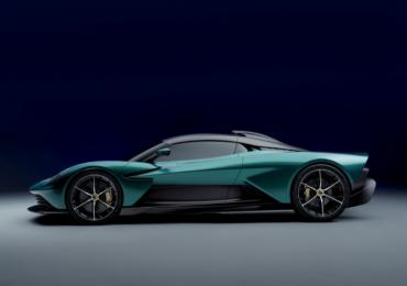 Aston Martin-ი ერთ-ერთი ყველაზე სწრაფი ავტომობილის გამოშვებას გეგმავს