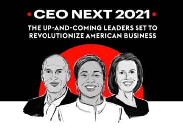 Forbes-ი ამერიკის მომავალი ტოპ-CEO-ების სიას აქვეყნებს