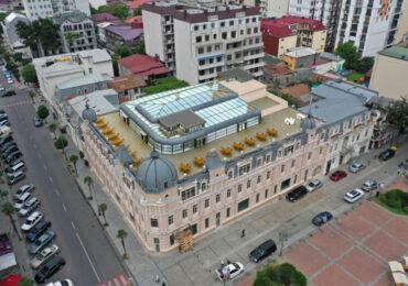 ბათუმში, ე.წ. ძველი აფთიაქის შენობაში სასტუმრო და სამორინე იხსნება - ინვესტორი გალიფ ოზთურქია