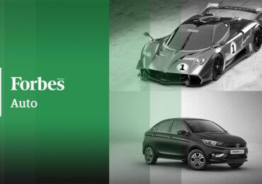 Forbes Auto: გასული კვირის სიახლეები ავტოინდუსტიიდან