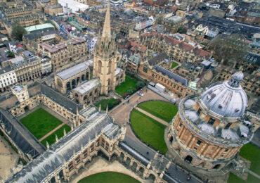 ოქსფორდი მსოფლიოს საუკეთესო უნივერსიტეტად ზედიზედ მეექვსედ დაასახელეს