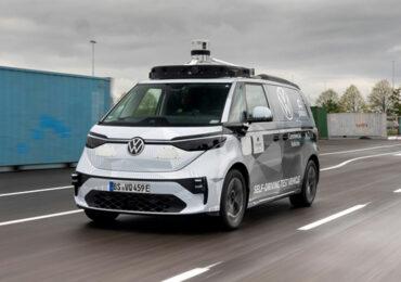 Volkswagen-მა და Argo AI-მ თვითმართვადი ფურგონი წარმოადგინეს
