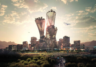 ამერიკის უდაბნოში $400 მილიარდის ღირებულების ახალი ქალაქი აშენდება