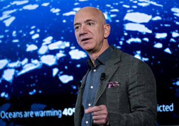 ჯეფ ბეზოსის Earth Fund-ი კლიმატის გადასარჩენად $150 მილიონს გაიღებს