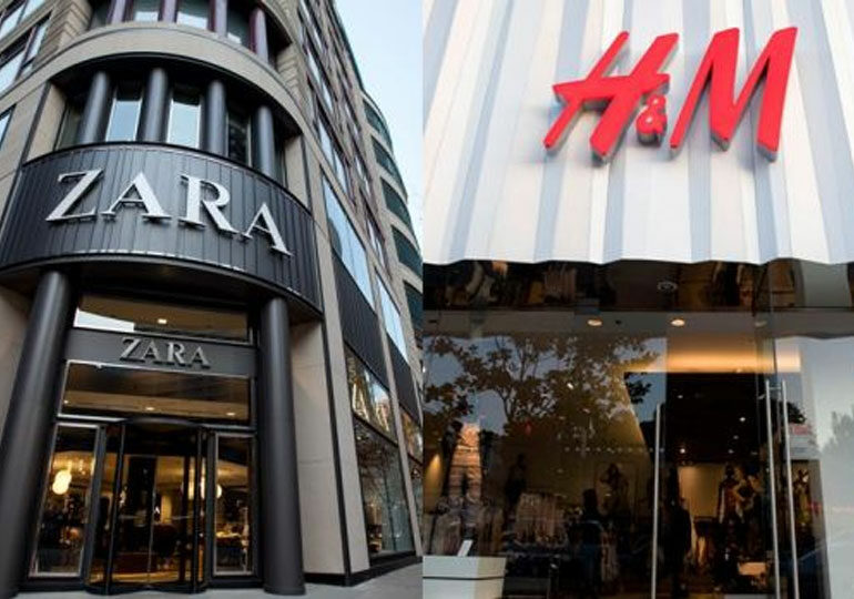 H&M  გაყიდვების აღდგენის ტემპებით ZARA-ს მფლობელ კომპანია Inditex-ს ჩამორჩება