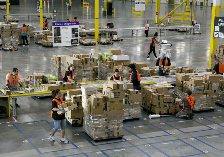 Amazon-ის თანამშრომლების საათობრივი ანაზღაურება $18-ზე მეტი იქნება