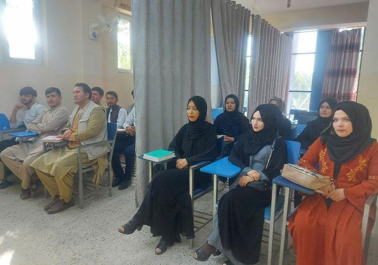 ავღანეთში უმაღლესი განათლების მიმართულებით შეზღუდვები წესდება